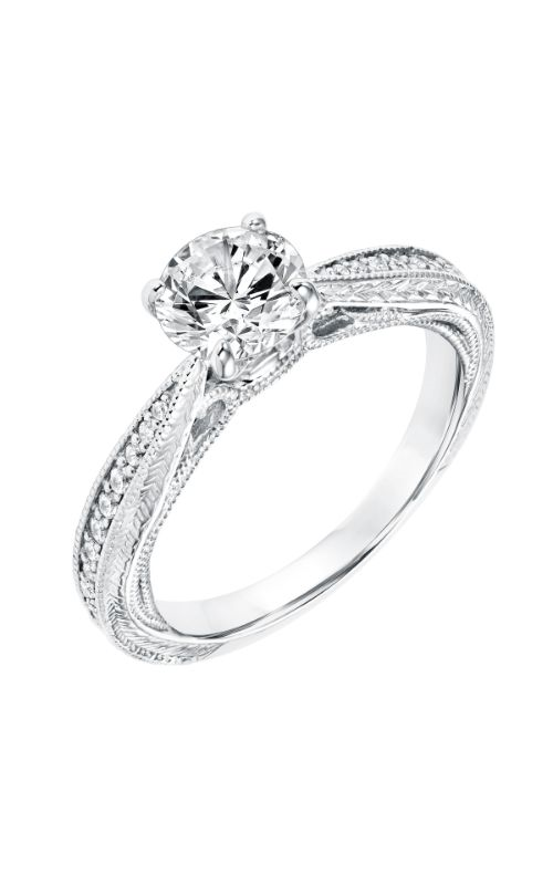 Goldman Vintage Engagement Ring 31-11038ERW-E product image