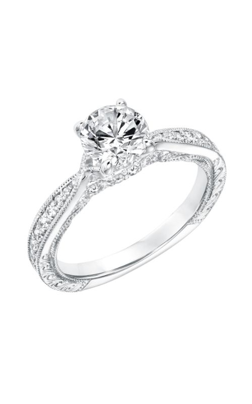 Goldman Vintage Engagement Ring 31-11039ERW-E product image