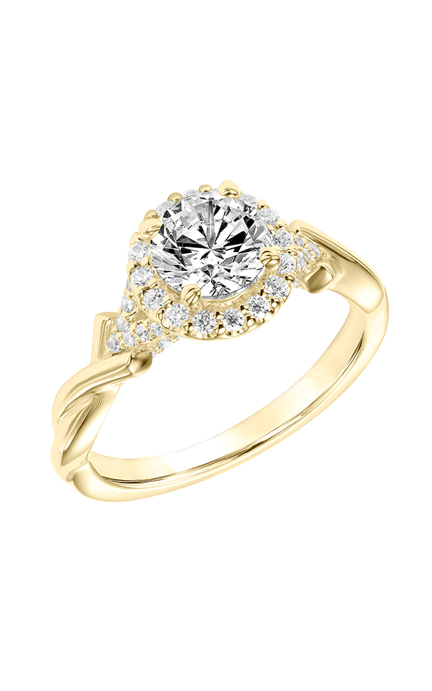 Goldman Engagement Ring 31-11041ERY-E product image