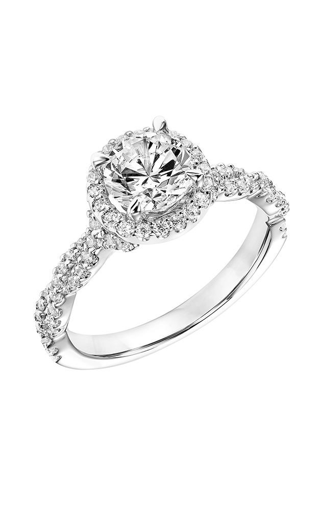 Goldman Engagement Ring 31-11048ERW-E product image