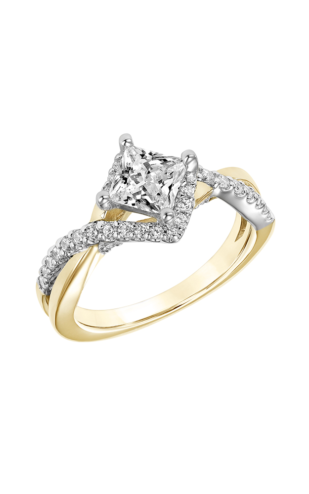 Goldman Engagement Ring 31-11049ECU-E product image