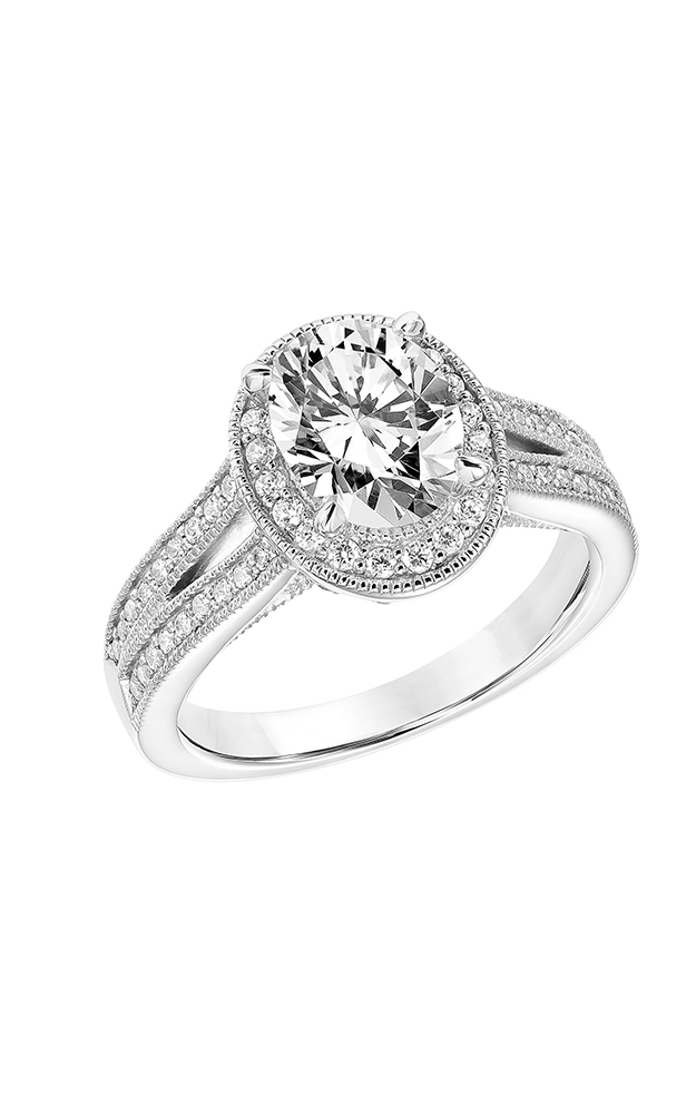 Goldman Engagement Ring 31-11052GVW-E product image