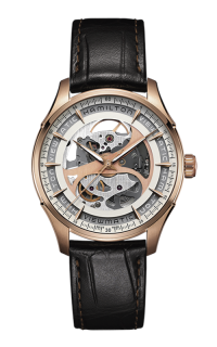 Hamilton Viewmatic Skeleton Gent Auto H42545551
