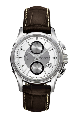 Hamilton Jazzmaster Auto Chrono Watch H32616553 product image