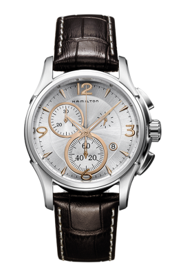 Hamilton Jazzmaster Chrono Quartz Watch H32612555 product image