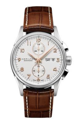 Hamilton Jazzmaster Maestro Auto Chrono 45 Watch H32576515 product image