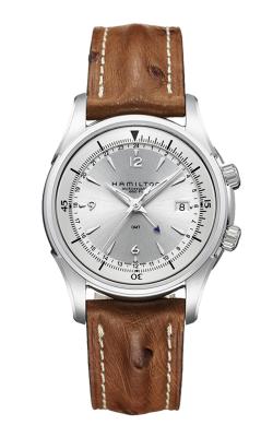 Hamilton Jazzmaster Traveler GMT Auto Watch H32625555 product image