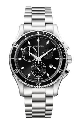 Hamilton Jazzmaster Seaview Chrono Quartz Watch H37512131 product image