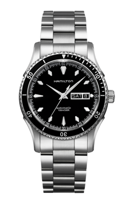Hamilton Jazzmaster Seaview Day Date Auto Watch H37565131 product image