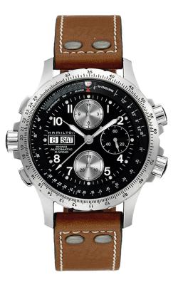 Hamilton X-Wind Auto Chrono Watch H77616533 product image