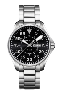 Hamilton Pilot Quartz H64611135