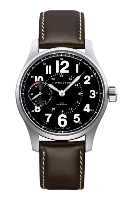 Hamilton Officer Handwinding H69619533