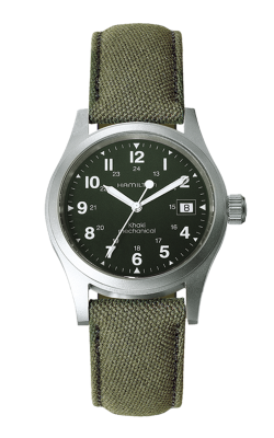 Hamilton Officer Handwinding