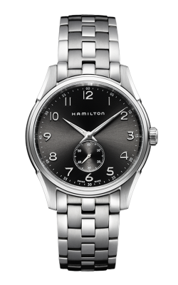 Hamilton Jazzmaster Thinline Small Second Quartz Watch H38411183 product image