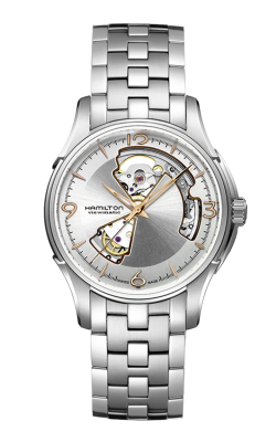 Hamilton Jazzmaster Open Heart Auto Watch H32565155 product image