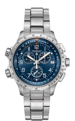 Hamilton X-Wind GMT Chrono Quartz H77922141