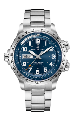 Hamilton Khaki X-Wind Day Date Watch H77765141 product image