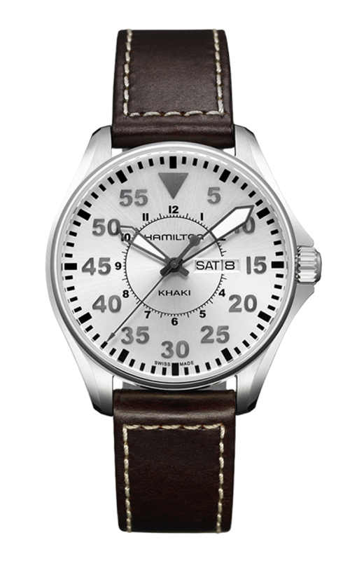 Hamilton Pilot Quartz H64611555