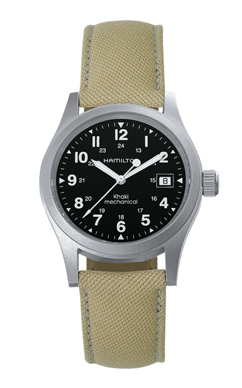 Hamilton Officer Handwinding H69419933