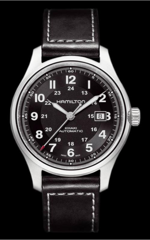 Hamilton Titanium Auto H70525733