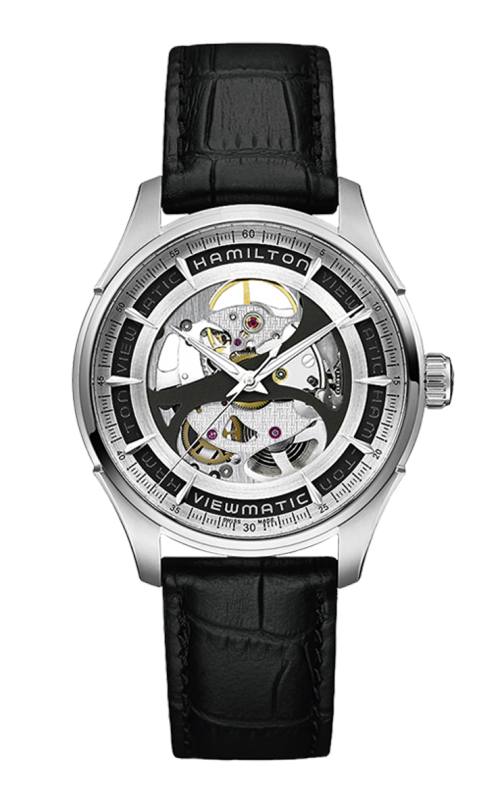 Hamilton Viewmatic Skeleton H42555751