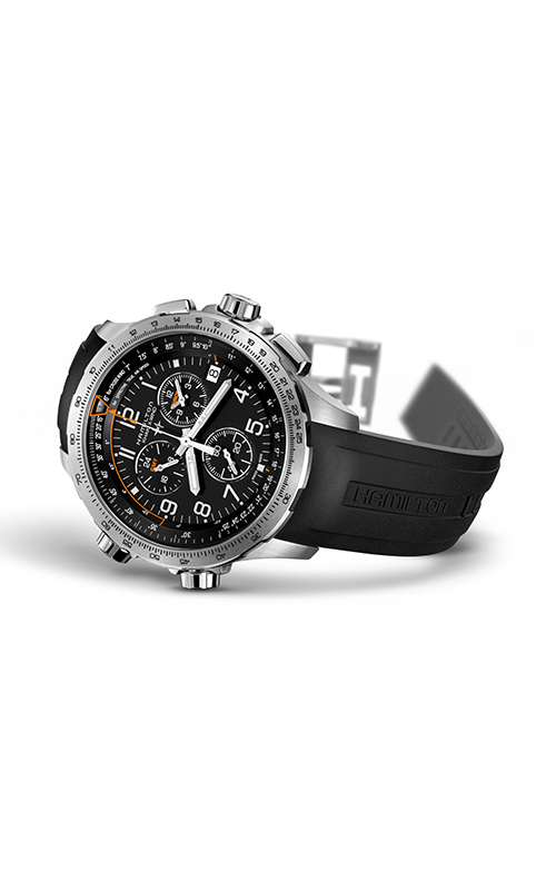 Hamilton X-Wind Quartz Chrono GMT H77912335 2