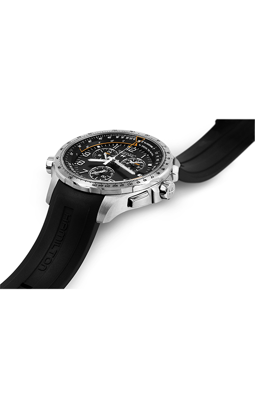 Hamilton X-Wind Quartz Chrono GMT H77912335 3