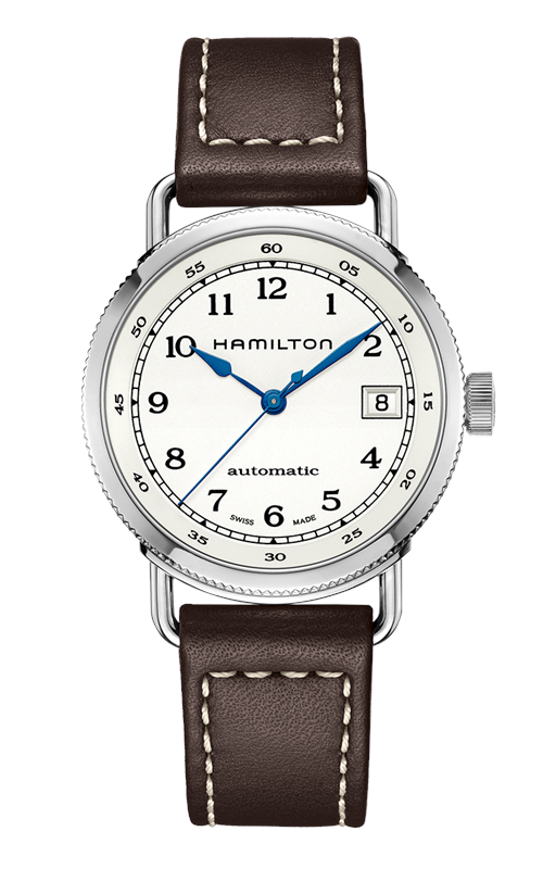 Hamilton Khaki Navy H78215553