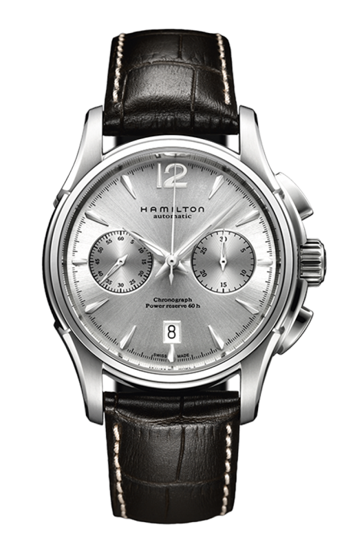 Hamilton Jazzmaster Auto Chrono Watch H32606855 product image