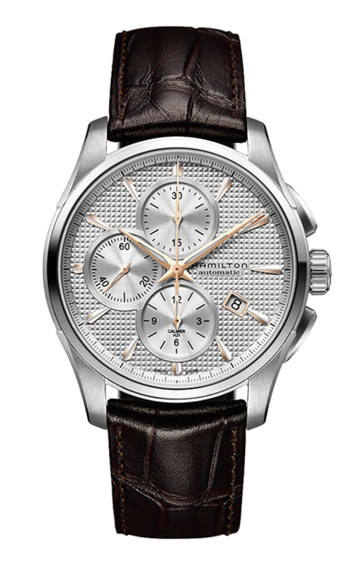 Hamilton Jazzmaster Auto Chrono Watch H32596551 product image
