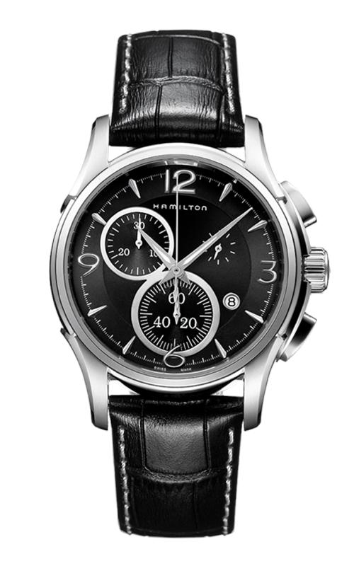 Hamilton Jazzmaster Chrono Quartz Watch H32612735 product image