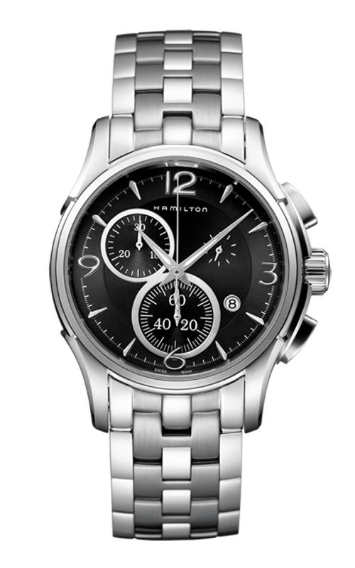 Hamilton Jazzmaster Chrono Quartz Watch H32612135 product image