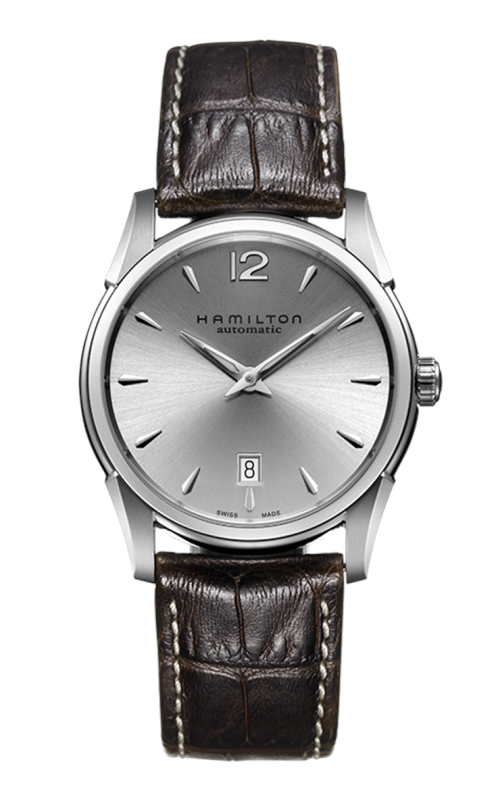 Hamilton Jazzmaster Slim Auto Watch H38515555 product image