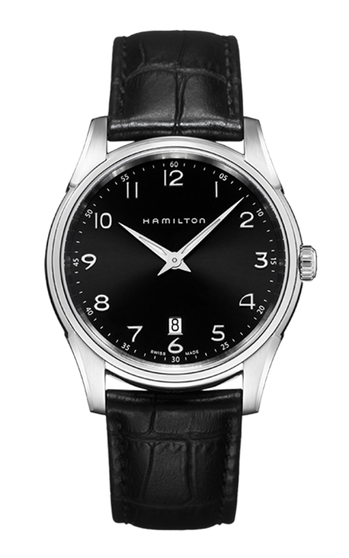 Hamilton Jazzmaster Thinline Quartz Watch H38511733 product image