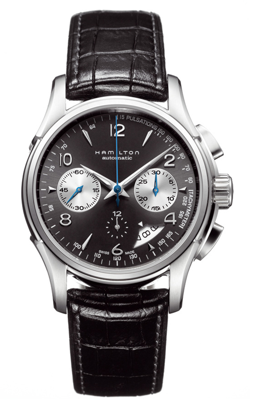 Hamilton Jazzmaster Auto Chrono Watch H32656785 product image