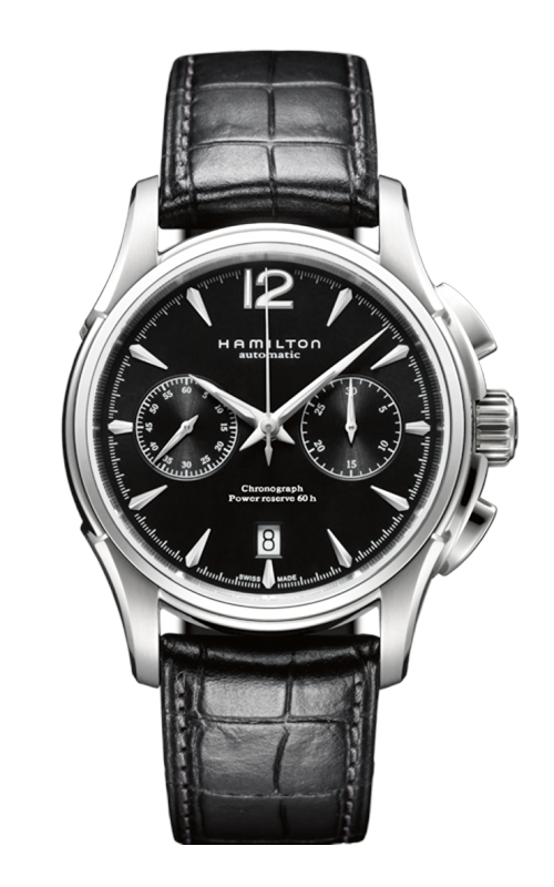 Hamilton Jazzmaster Auto Chrono Watch H32606735 product image