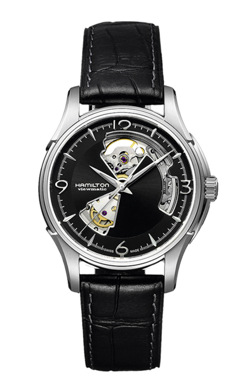 Hamilton Jazzmaster Open Heart Auto Watch H32565735 product image
