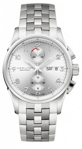 Hamilton Jazzmaster Maestro Auto Chrono Watch H32576155 product image