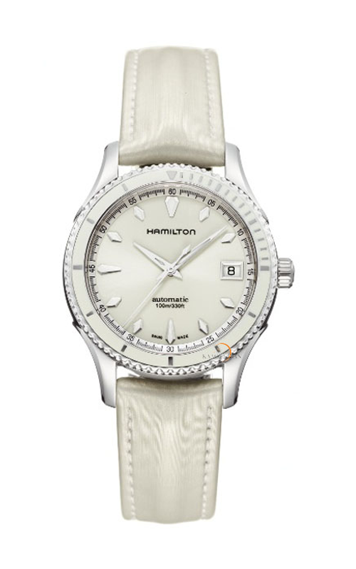 Hamilton Jazzmaster Seaview Auto Watch H37425211 product image