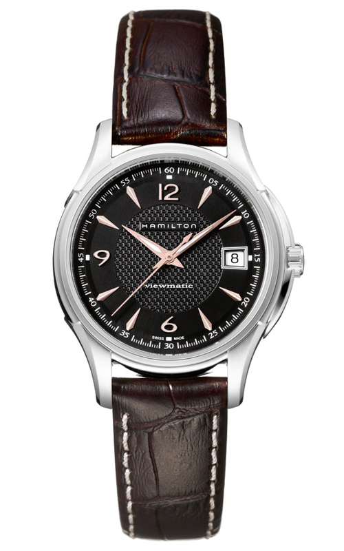 Hamilton Jazzmaster Viewmatic Auto Watch H32455585 product image