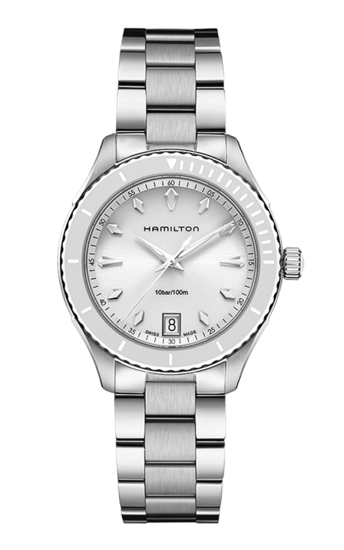 Hamilton Jazzmaster Seaview Quartz Watch H37411111 product image