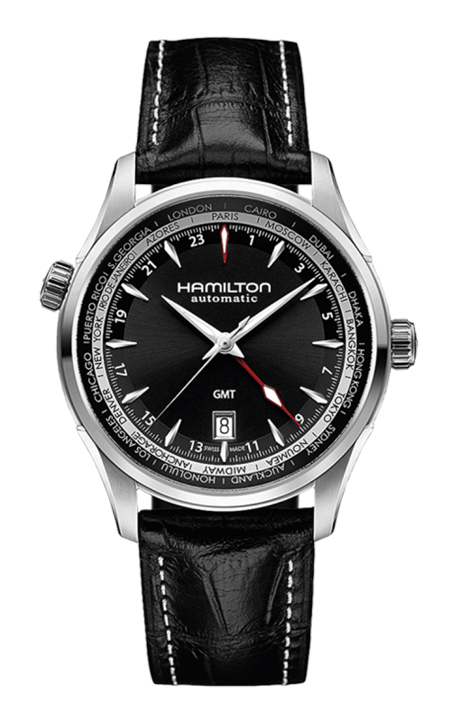 Hamilton Jazzmaster GMT Auto Watch H32695731 product image