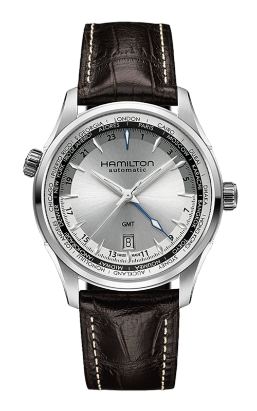 Hamilton Jazzmaster GMT Auto Watch H32605551 product image