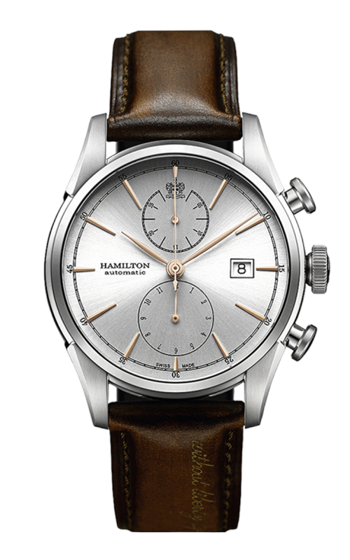 Hamilton American Classic Spirit Liberty Auto Chrono Watch H32416581 product image