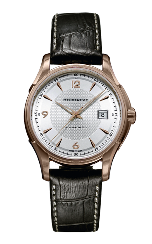 Hamilton Jazzmaster Viewmatic Auto Watch H32645555 product image