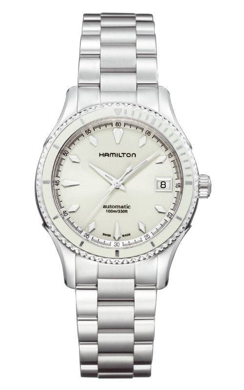 Hamilton Jazzmaster Seaview Auto Watch H37425112 product image