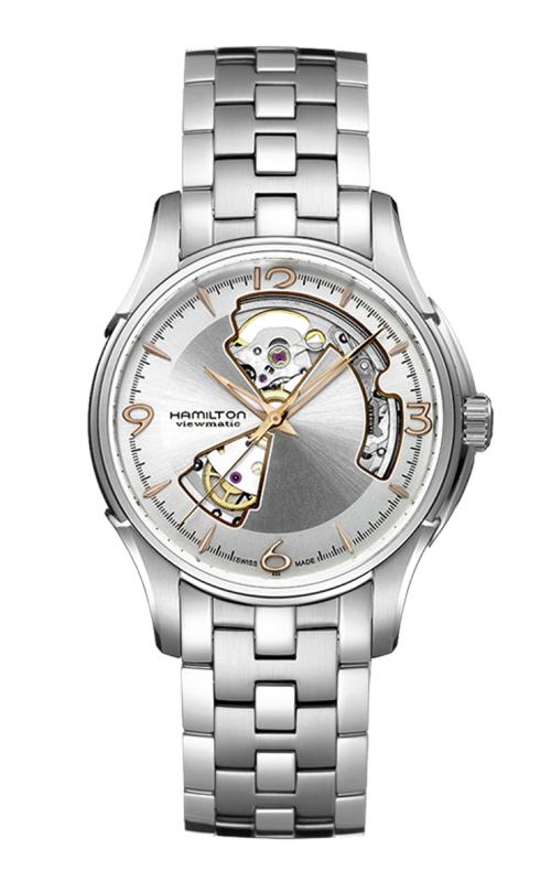 Hamilton Jazzmaster Open Heart Auto Watch H32565155 product image