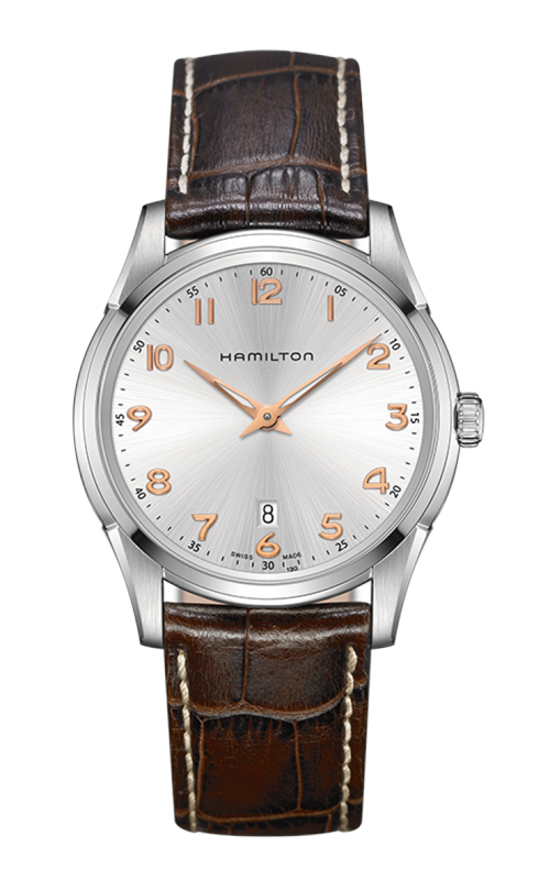 Hamilton Jazzmaster Thinline Quartz Watch H38511513 product image