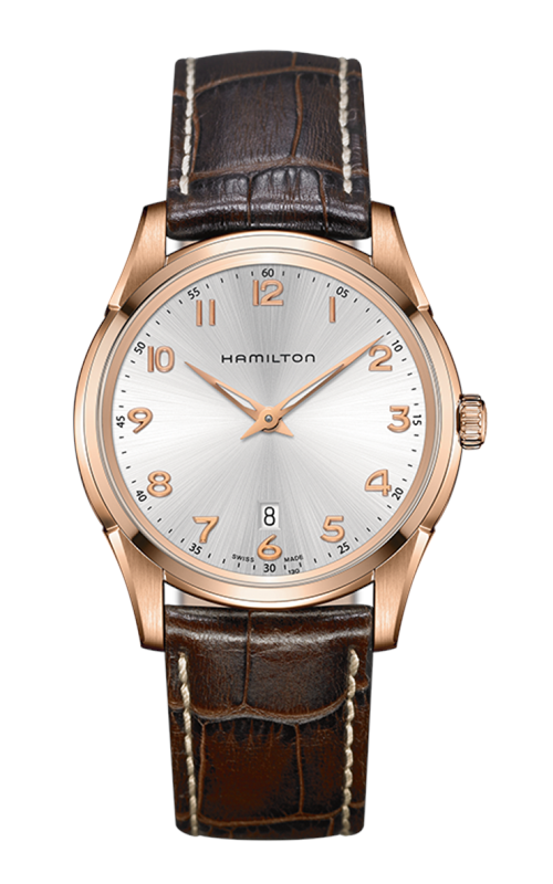 Hamilton Jazzmaster Thinline Quartz Watch H38541513 product image
