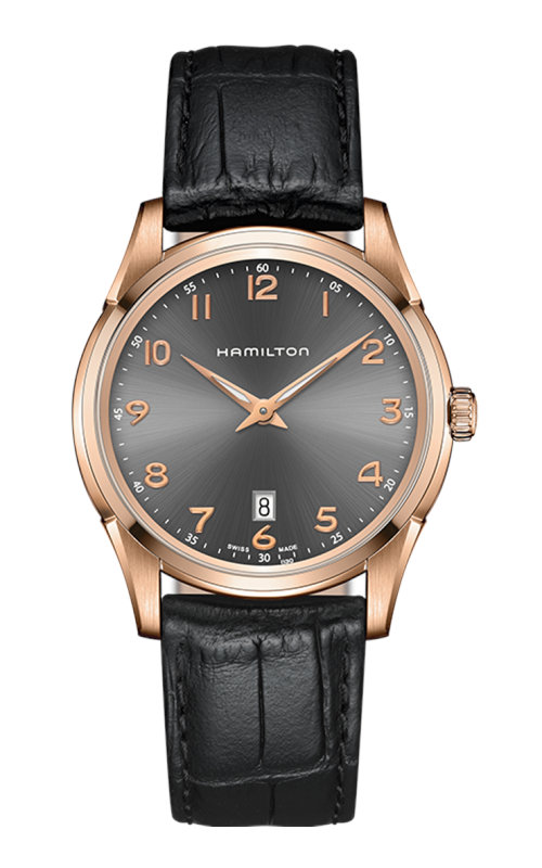 Hamilton Jazzmaster Thinline Quartz Watch H38541783 product image